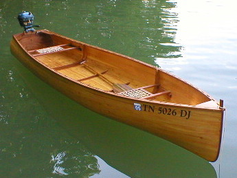 """I am trying to sell plans for what they call a """"sport boat."""" They were used by guides to carry a """"sport"""" back in the backwoods to fish little lakes and ..."""